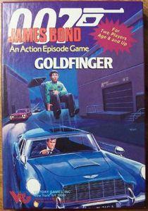 007 James Bond: Goldfinger