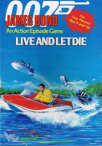 007 James Bond: Live and Let Die