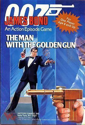 007 James Bond: The Man with the Golden Gun