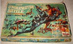 007 Underwater Battle from Thunderball