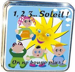 1, 2, 3... Soleil!