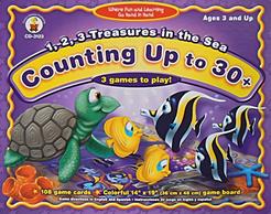 1, 2, 3 Treasures in the Sea