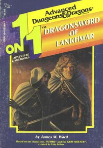 1 on 1 Adventure Gamebooks: Dragonsword of Lankhmar