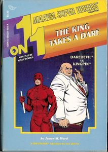 1 on 1 Adventure Gamebooks: The King Takes a Dare