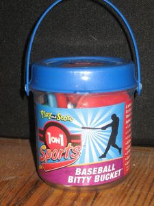 1 on 1 Sports Baseball Bitty Bucket
