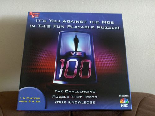 1 vs. 100: The Puzzle Game