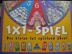 1 x 1: Spiel