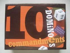 10 Commandments Dominoes