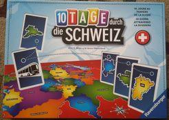 10 Tage durch die Schweiz