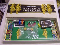 100 Pipers: Battle of the Clans