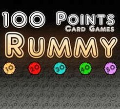 100 Points Rummy
