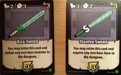 100 Swords: Kick Sword