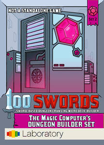 100 Swords: The Magic Computer's Dungeon Builder Set