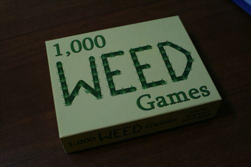 1,000 WEED Games