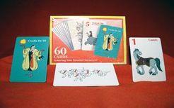 101 Dalmatians Puppy Rescue Card Game
