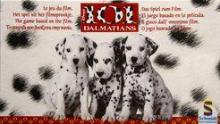 101 Dalmatians: The game based on the film