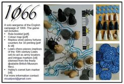 1066 Campaign Game