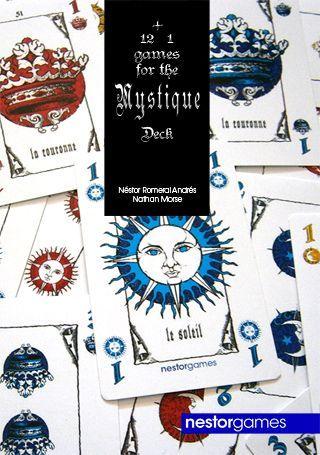 12+1 games for the Mystique Deck