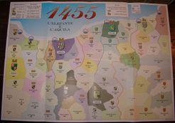 1455: L'elefante e l'aquila
