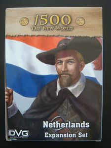 1500: The New World – Netherlands Expansion