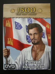 1500: The New World – Portugal Expansion