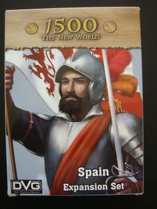 1500: The New World – Spain Expansion