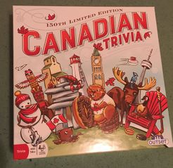 150th Limited Edition Canadian Trivia