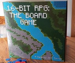 16-Bit RPG: The Board Game