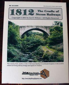 1812: The Cradle of Steam Railways