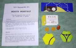1825 Regional Kit R3: North Norfolk