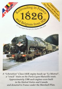 1826: Railroading in France and Belgium from 1826
