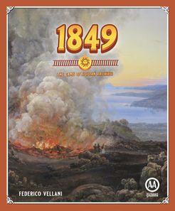 1849: The Game of Sicilian Railways