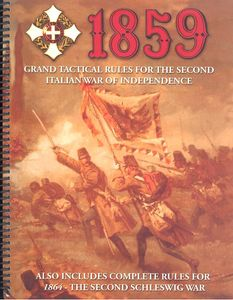 1859: Grand Tactical Rules for the Second Italian War of Independence