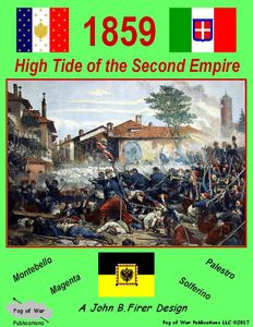 1859: High Tide of the Second Empire