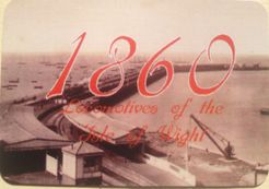 1860: Locomotives of the Isle of Wight