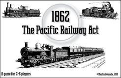 1862: The Pacific Railway Act