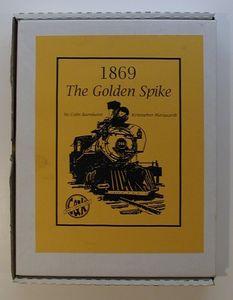 1869: The Golden Spike
