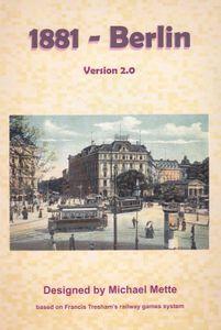 1881: Das Berliner Strassenbahnspiel
