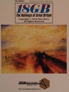 18GB: The Railways of Great Britain