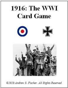 1916: The WWI Card Game