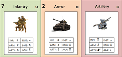 1944: The WWII Card Game