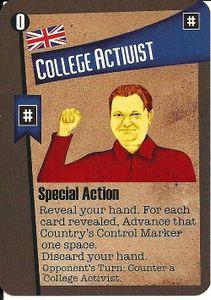 1955: College Activist Promo Cards