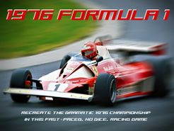 1976 Formula One Motor Racing