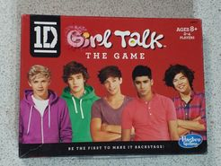 1D Girl Talk: The Game