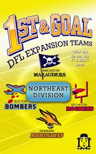 1st & Goal: Northeast Division