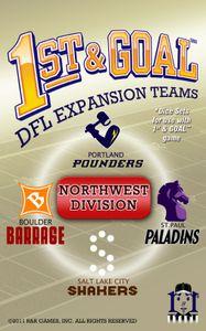 1st & Goal: Northwest Division