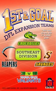 1st & Goal: Southeast Division