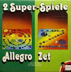 2 Super Spiele: Allegro Zet