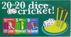 20 20 Dice Cricket