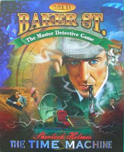221B Baker St.: Sherlock Holmes & the Time Machine